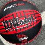 Project Swish Wilson basketball